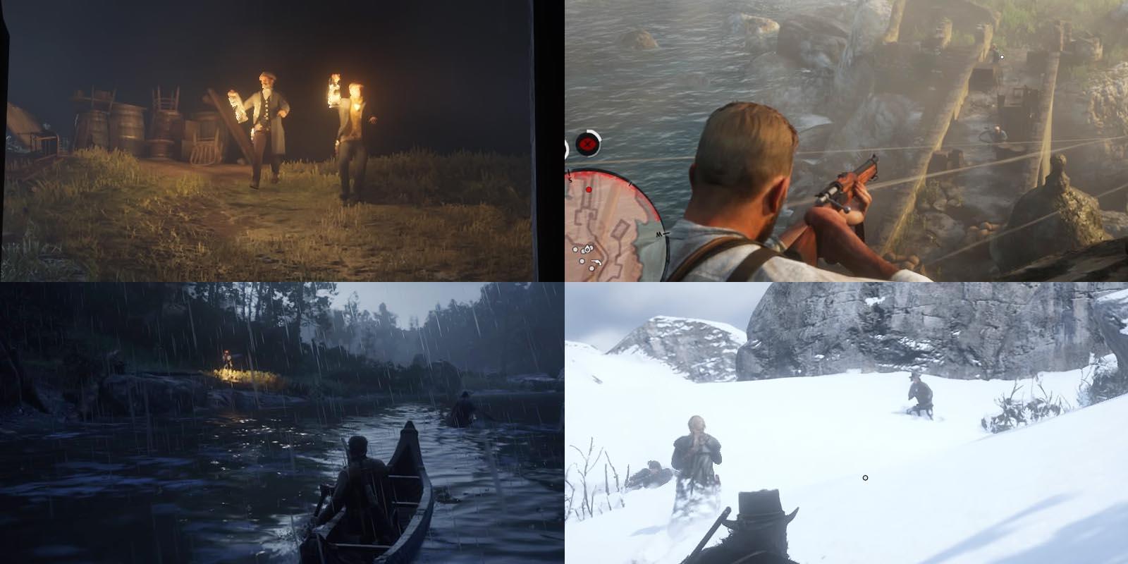 Анализ Red Dead Redemption 2 дизайн Михаил Кадиков