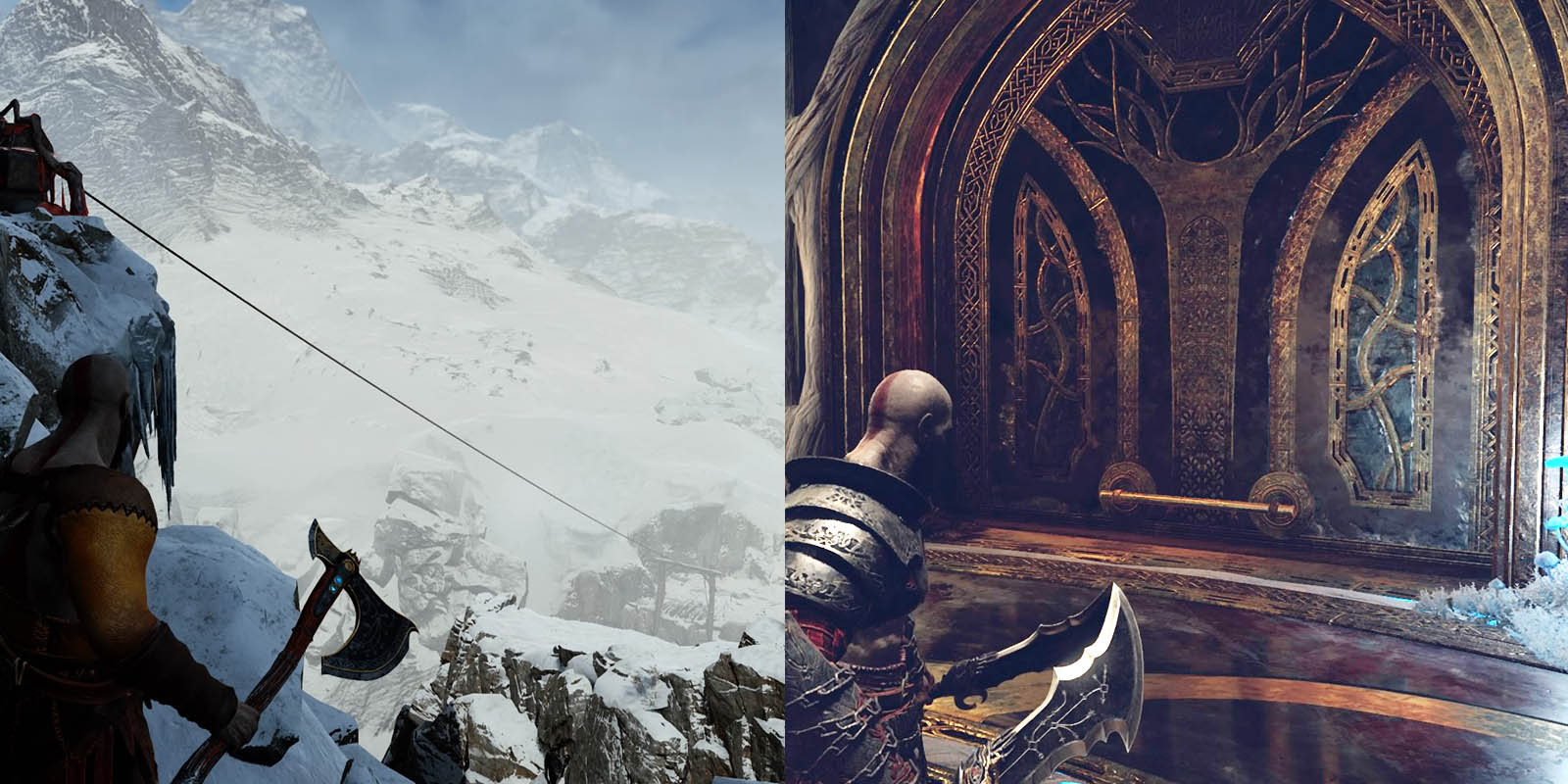 Чему можно поучиться у God of War? Анализ дизайна